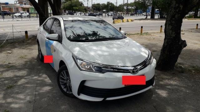 Taxi Corola 2018 com praça transferível - Foto 8