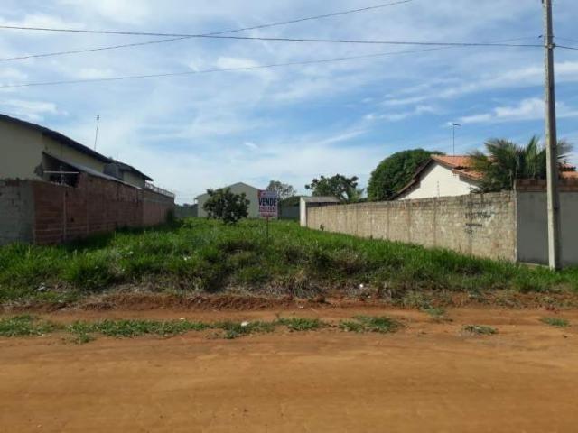 Terreno à venda em Jardim boa esperança, Aparecida de goiânia cod:AR2959