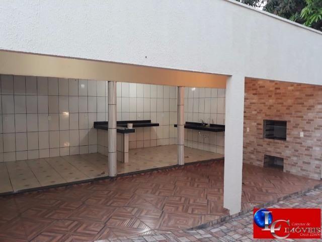 Chácara com mina d'água, tanque para peixes, casa, varanda, chuurrasqueira - Foto 10