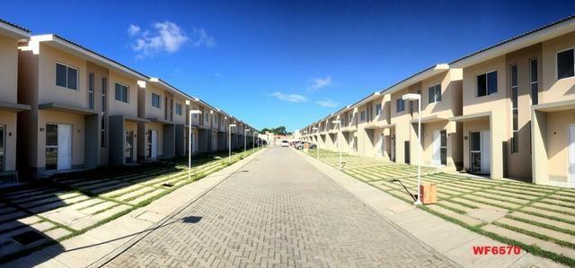 CA1294 Condomínio Magna Villaris, Vendo ou Alugo, casas duplex, 3 quartos, 2 vagas - Foto 5