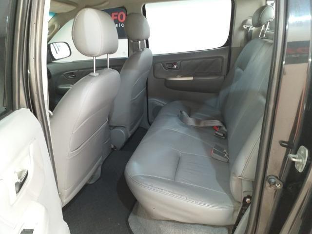 Hilux SRV 4X4 3.0 (cab dupla) (aut) - Foto 6