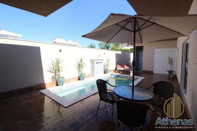 Condomínio Belvedere casa térrea com 3 Suítes sendo 1 master com clouset - Foto 19