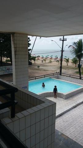 Alugo Flat Beira Mar Mobiliado Mensal e/ou Temporada - Foto 3