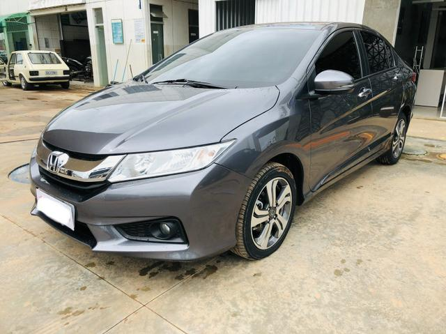 Honda City EX 1.5 Aut. 2016 (aceito troca)