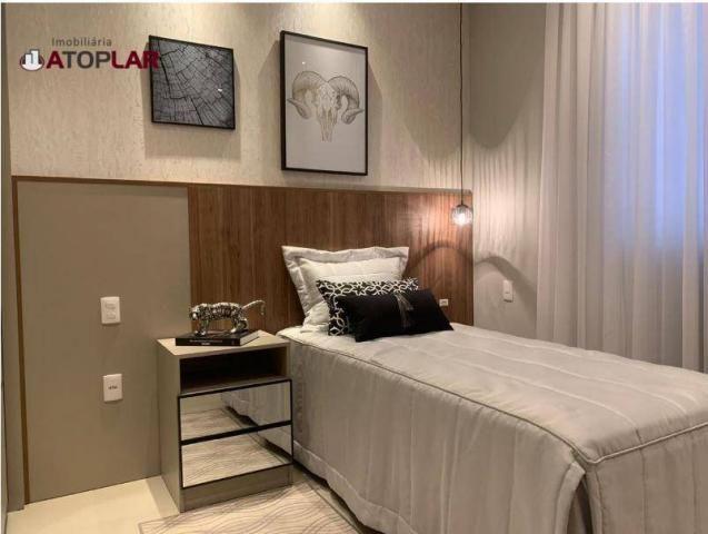 Apartamento garden com 3 dormitórios à venda, 208 m² por r$ 1.230.000,00 - pioneiros - bal - Foto 18