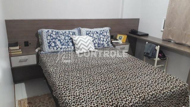 (W) Apartamento 02 dormitórios semi-mobiliado, em Jardim cidade, São José. - Foto 14