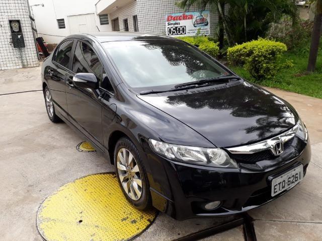 Honda Civic LXL 1.8 Flex 16V Automático - Foto 2