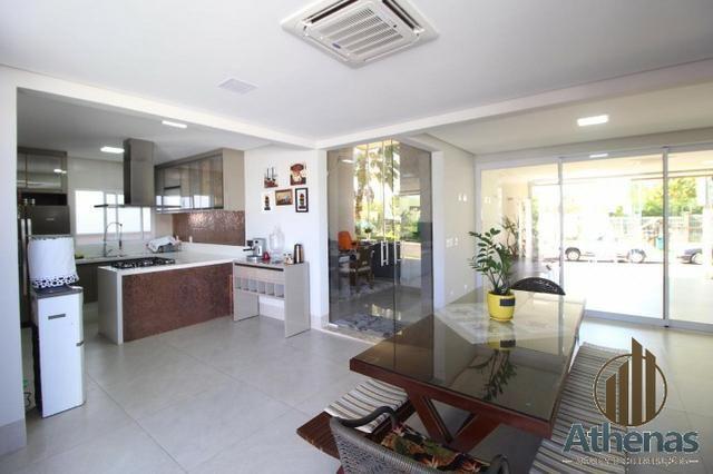 Condomínio Belvedere casa térrea com 3 Suítes sendo 1 master com clouset - Foto 2