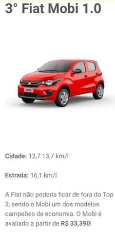 Fiat Mobi Easy Zero km (Desconto R$4.000,00) - Foto 3