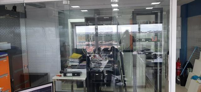 Vitrine de vidro e alumínio (vidros sem arranhões) - Preço de oportunidade - Foto 6