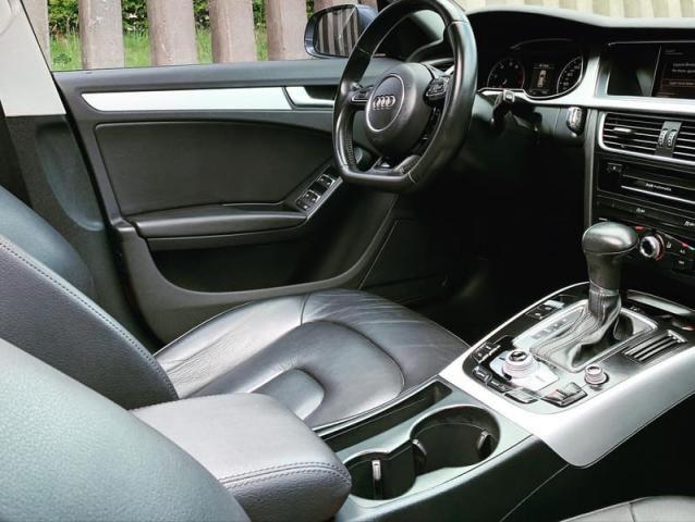 Audi a4 avant s-line 1.8 170cv tsfi multitronic cvt - Foto 8