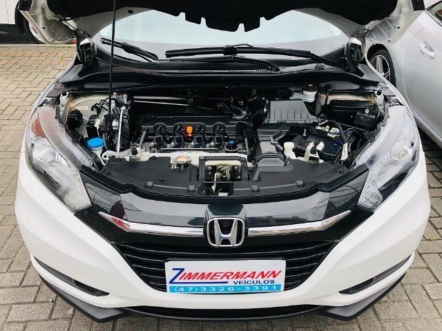 Honda HR-V EX cambio CVT 2016 único dono - Foto 4