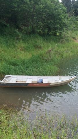 Conjunto barco com motor 15Hp - Foto 2