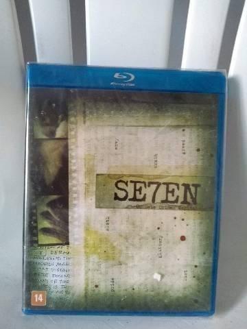 Blu Ray Seven - Os Sete Crimes Capitais