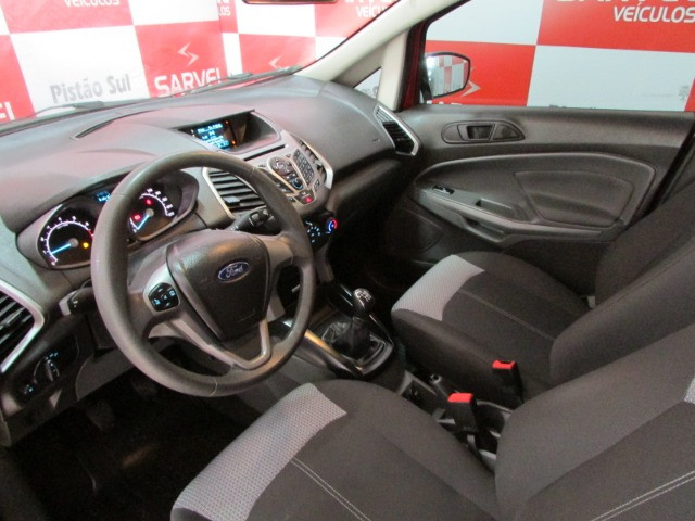 Ford Ecosport SE 1.6 manual - Foto 8