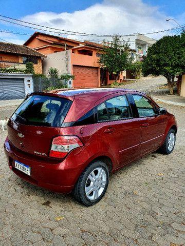 Chevrolet Agile 1.4 LTZ Top Linha c/ GNV MUITO NOVO! DOC OK TODO REVISADO - Foto 4