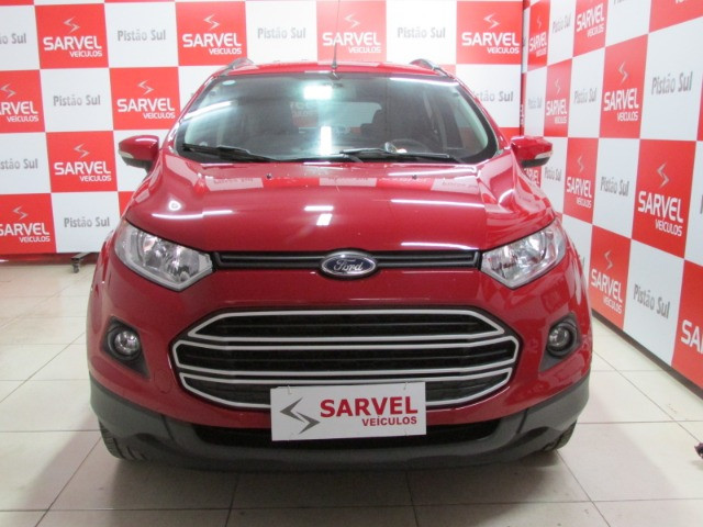 Ford Ecosport SE 1.6 manual - Foto 2