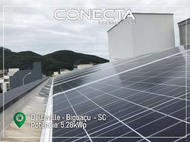 Energia Solar Economize com garantia de eficiência de 25 anos! - Foto 4
