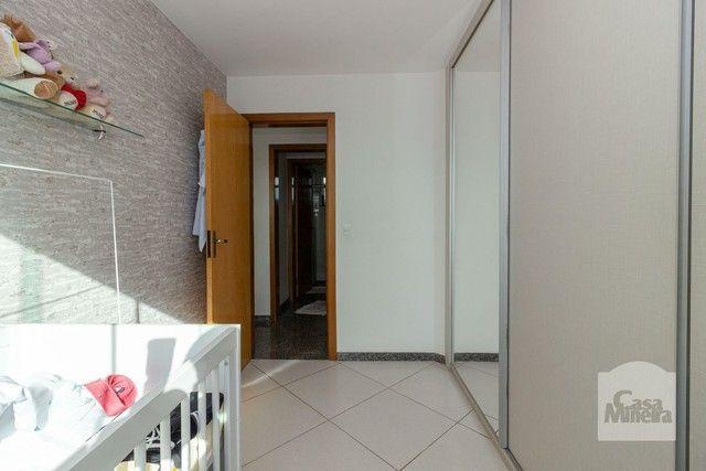 Apartamento à venda com 3 dormitórios em Serrano, Belo horizonte cod:279648 - Foto 8