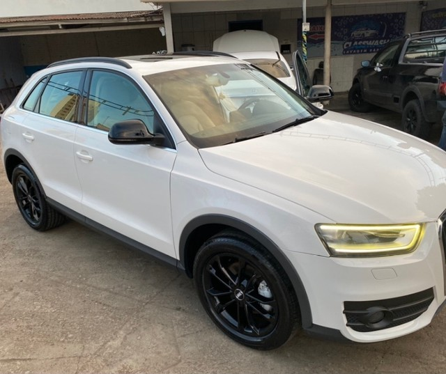 Audi Q3 Ambiente 2.0 IMPECÁVEL. IPVA 2021 Pago - Foto 11