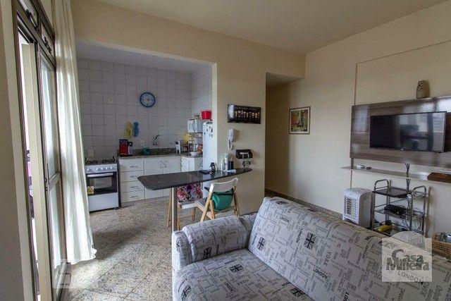 Apartamento à venda com 1 dormitórios em Santo antônio, Belo horizonte cod:321108