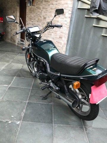 Moto Honda Cb 450 Dx ano 1994 - Foto 2