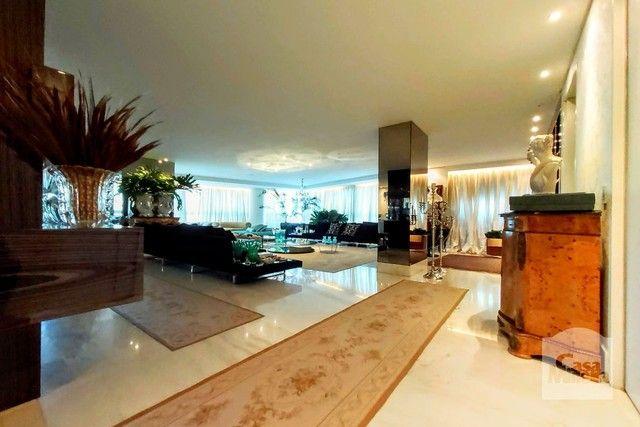 Apartamento à venda com 4 dormitórios em Gutierrez, Belo horizonte cod:273588