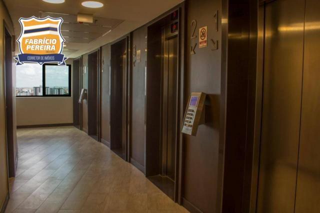 Apartamento com 3 dormitórios para alugar, 96 m² por R$ 1.900/mês - Mirante - Campina Gran - Foto 17