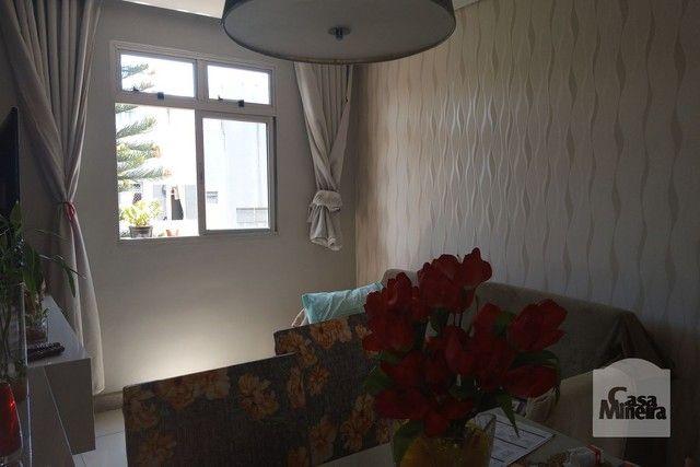 Apartamento à venda com 3 dormitórios em Monsenhor messias, Belo horizonte cod:272988 - Foto 2