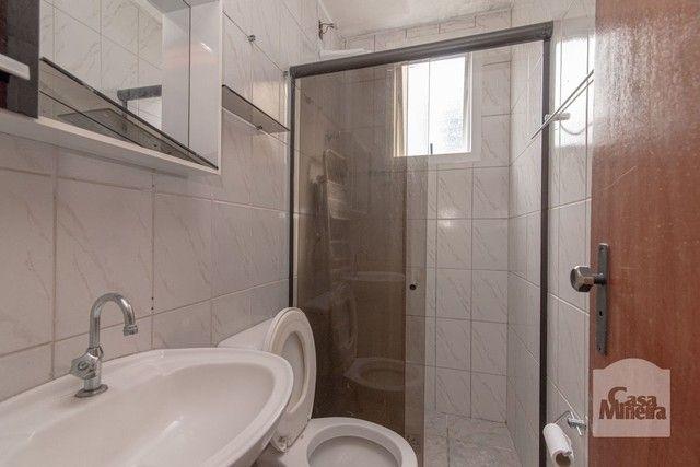 Apartamento à venda com 2 dormitórios em Castelo, Belo horizonte cod:255379 - Foto 8