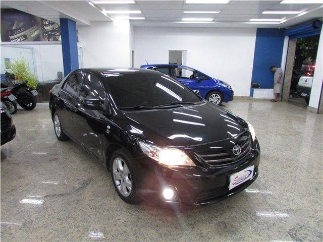 Toyota Corolla 2013 1.8 gli 16v flex 4p automático