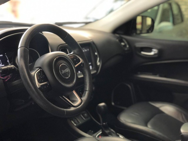 Jeep Compass 2018/2018 2.0 16V Flex Longitude Automático - Foto 9