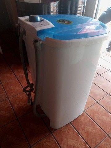 Tanquinho 10kg Estado de nova (( 3 meses de uso )) Entrega Gratis - Parcelamos - Foto 6