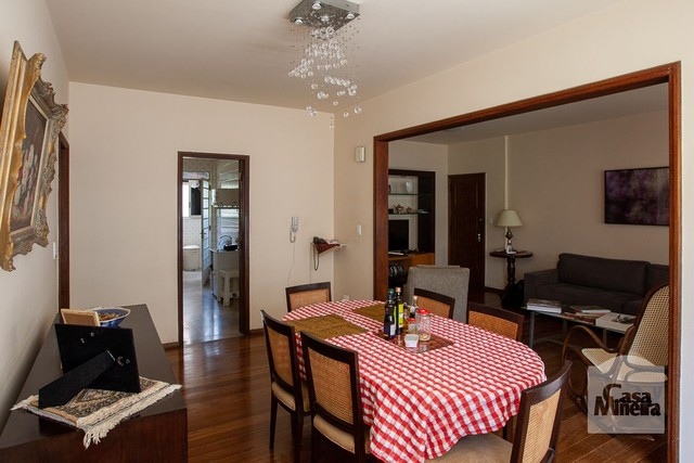 Apartamento à venda com 4 dormitórios em Lourdes, Belo horizonte cod:278260 - Foto 3