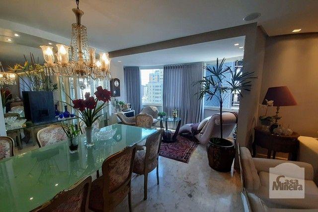 Apartamento à venda com 4 dormitórios em Lourdes, Belo horizonte cod:278825 - Foto 2