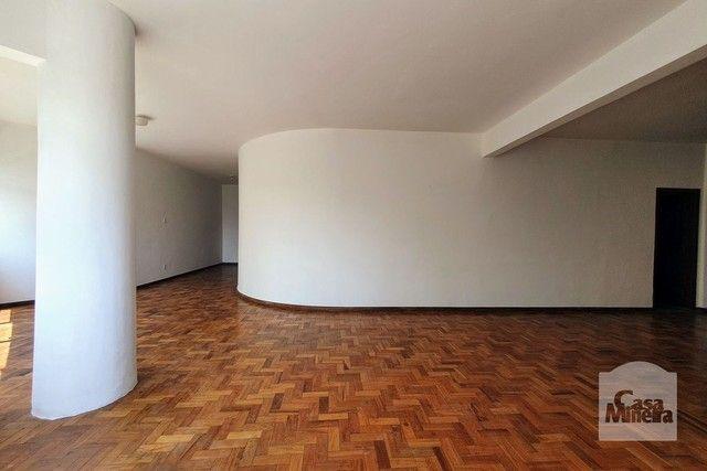 Apartamento à venda com 4 dormitórios em Funcionários, Belo horizonte cod:271152