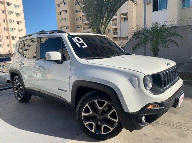 Entrada + parcelas de 1.499 fixas Jeep Renegade 19/19  - Foto 5