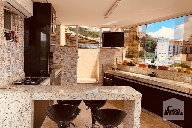 Apartamento à venda com 4 dormitórios em São lucas, Belo horizonte cod:264029 - Foto 20