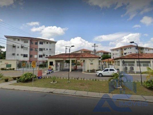 Paradiso Girassol > 44m², 2 Dormitórios c/ Banheiro Social, 1 Vaga, Próx. Bemol Torquato