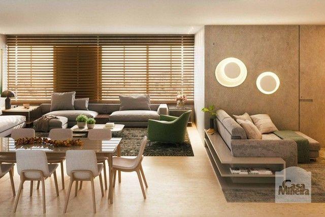 Apartamento à venda com 4 dormitórios em Sion, Belo horizonte cod:264980 - Foto 2