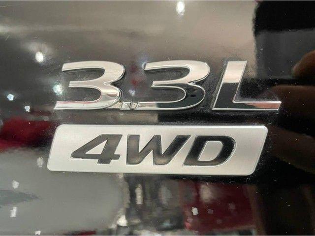 Hyundai Santa Fé GLS 3.3V6 *Teto Panorâmico, Interior Terra Cota, 4X4, 7Lugares* - Foto 11