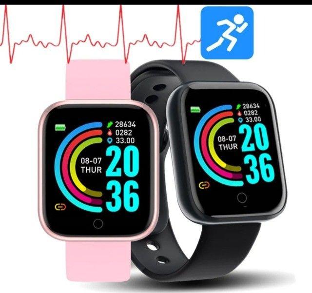 Smartwatch y68 - Foto 3