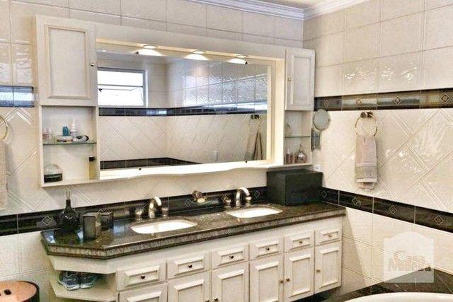 Apartamento à venda com 4 dormitórios em Santo antônio, Belo horizonte cod:273863 - Foto 14