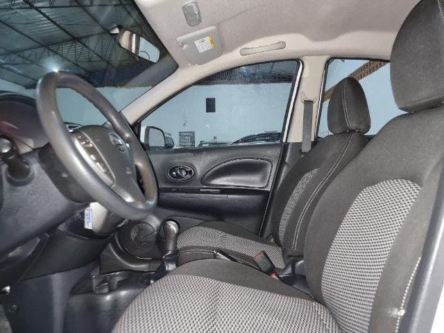 Nissan March 1.0 SV 2019 - Foto 13