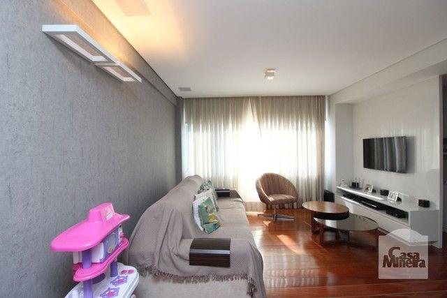Apartamento à venda com 3 dormitórios em Santo antônio, Belo horizonte cod:260651 - Foto 5