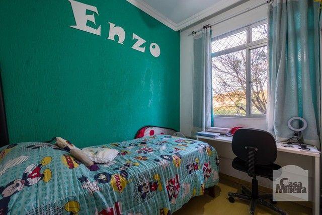 Apartamento à venda com 3 dormitórios em Castelo, Belo horizonte cod:272190 - Foto 8