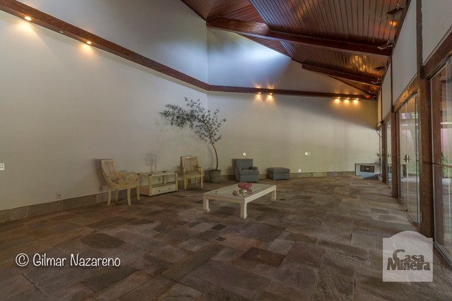 Casa à venda com 4 dormitórios em São luíz, Belo horizonte cod:222059
