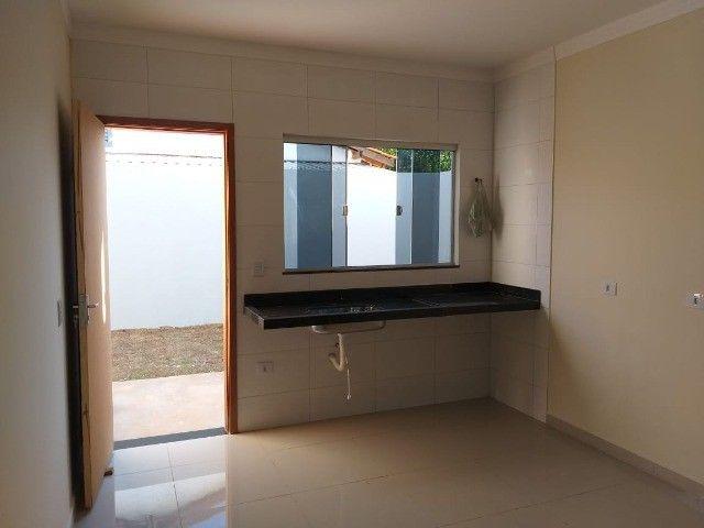 Linda Casa Jardim Panamá com 3 Quartos - Foto 10