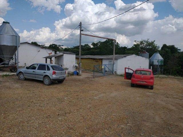 Sítio, Chácara a Venda com 12.100 m², 2 granjas com 13 mil aves cada em Porangaba - SP - Foto 7