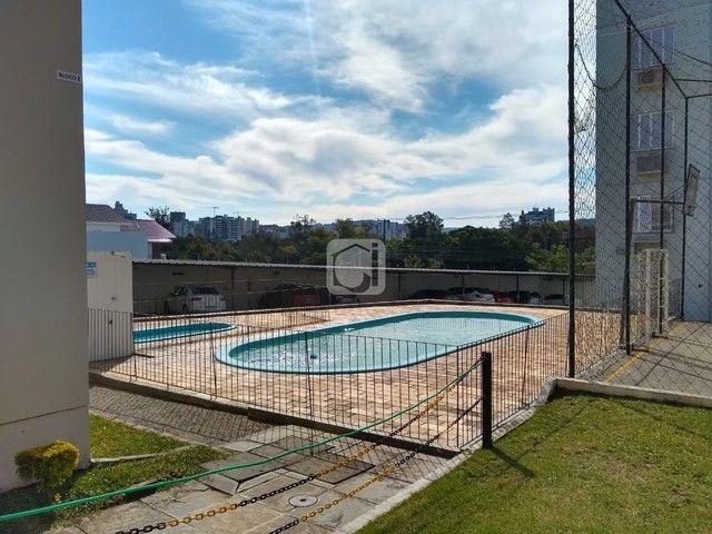 Apartamento à venda com 2 dormitórios em Cerrito, Santa maria cod:27017 - Foto 13